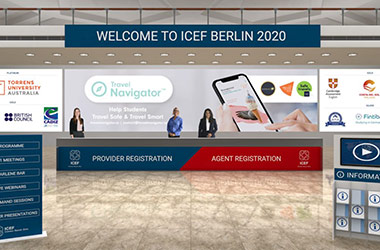 First Virtual ICEF Berlin Conference in 25 Years Impresses with Efficiency